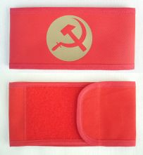 Wrap Armband - Hammer and Sickle